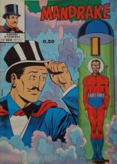 Mandrake (1e Série - Remparts) (Mondes Mystérieux - 1) -109- Le petit employé des téléphones