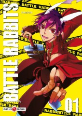 Battle Rabbits -1- Tome 1