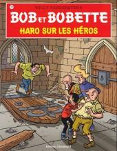 Bob et Bobette -338- Haro sur les héros