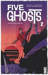 Five Ghosts -2- Le Littoral oublié