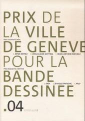 (Catalogue) Prix Töpffer de la ville de Genève -9- 2004