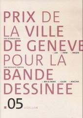 (Catalogue) Prix Töpffer de la ville de Genève -10- 2005