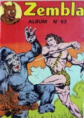 Zembla -REC063- Album N°63 (du n°278 au n°281)