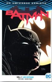 Batman (2016) -INT01- I am gotham