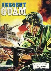 Sergent Guam -127- L'île des Dieux