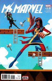 Ms. Marvel (2016) -15- Damage Per Second Part 2 Of 4