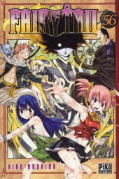 Fairy Tail -56- Tome 56