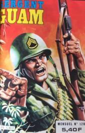 Sergent Guam -128- Le cirque