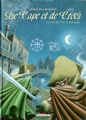 De Cape et de Crocs -1a16- Le secret du janissaire