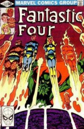 Fantastic Four (1961) -232- Back to the basics!