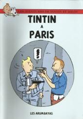 Tintin - Pastiches, parodies & pirates - Tintin à Paris