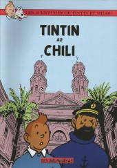 Tintin - Pastiches, parodies & pirates - Tintin au Chili