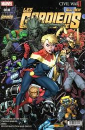 All-New Les Gardiens de la Galaxie -10- Civil war II