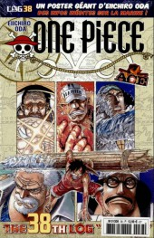 One Piece - La collection (Hachette) -38- The 38th Log