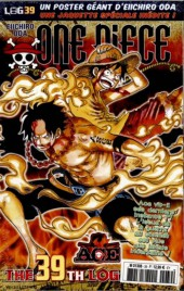 One Piece - La collection (Hachette) -39- The 39th Log