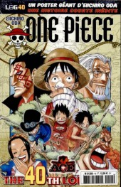 One Piece - La collection (Hachette) -40- The 40th Log