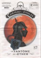 Le château des étoiles -9- Le Fantôme de l'éther