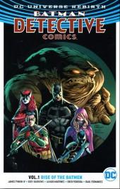 Detective Comics (1937) -INT01- Vol. 1-Rise of the Batmen