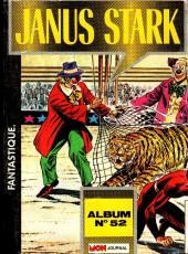 Janus Stark -Rec52- ALbum n° 52 (n° 133-134-135)