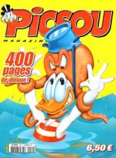 Picsou Magazine -Rec69- (2e série) Recueil n°69 (n°491 à 493)