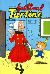 Tartine (2e série) (Festival) -10- La reine des marrons