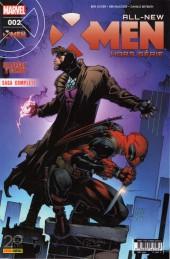 All-New X-Men (Marvel France 1re série - 2016) -HS02- Deadpool V Gambit
