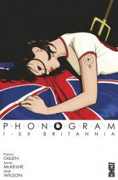 Phonogram -1- Ex Brittania