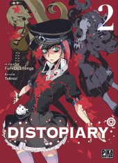 Distopiary -2- Tome 2