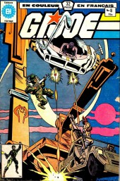 G.I. Joe (Éditions héritage) -8- Nom de code sea-strick