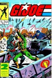 G.I. Joe (Éditions héritage) -1516- Red-eye a miami!