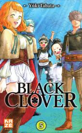 Black Clover -5- Tome 5