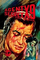 Agent secret X9 La guerre dans l'ombre -5- Danger immédiat !