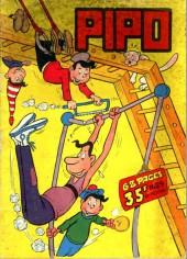Pipo (Lug) -29- La bande du gaz 1 - Documents super secrets