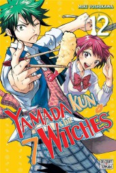 Yamada kun & the 7 Witches -12- Tome 12