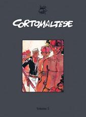 Corto Maltese (2017) (50ème anniversaire - le Soir) -5- Recueil 3