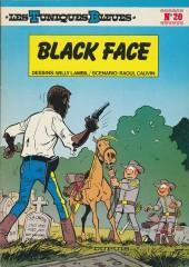 Les tuniques Bleues -20- Black Face