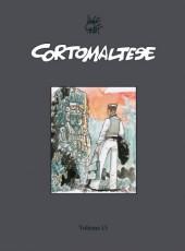 Corto Maltese (2017) (50ème anniversaire - le Soir) -15- Mū La Cité perdue (Première partie)