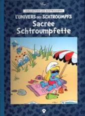 Les schtroumpfs - La collection (Hachette) -30- Sacrée Schtroumpfette