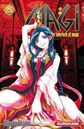 Magi (The labyrinth of magic) -25- Tome 25