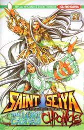 Saint Seiya : The lost canvas chronicles -15- Volume 15