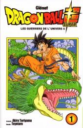 Dragon Ball Super -1- Tome 1