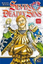 Seven Deadly Sins -20- Tome 20