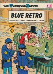 Les tuniques Bleues -18- Blue Retro
