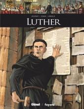 Ils ont fait l'Histoire -20- Luther