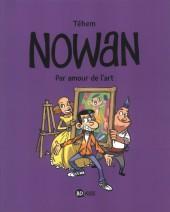 Nowan -1- Pour l'amour de l'art