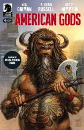 American Gods (2017) -1- Shadows