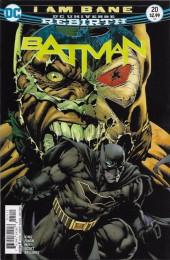 Batman (2016) -20- I am Bane, Part Five