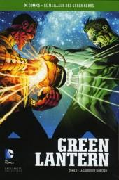 DC Comics - Le Meilleur des Super-Héros -Premium02- Green Lantern - La Guerre de Sinestro - Tome 2
