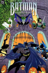Batman: Legends of the Dark Knight (1989) -INT- Haunted Knight