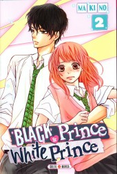Black prince & white prince -2- Tome 2